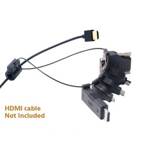 Liberty DL-AR Universal HDMI Adapter Ring Complete Assembly (5 Adapters)
