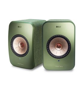 KEF LSX Wireless Music Speakers