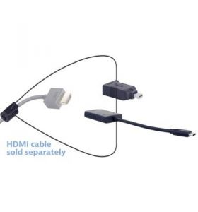 Liberty DL-AR1917 Universal HDMI Adapter Ring Complete Assembly (2 Adapters)