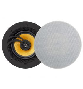 Lithe Audio Bluetooth 5 Ceiling Speaker - Master Slave Pair