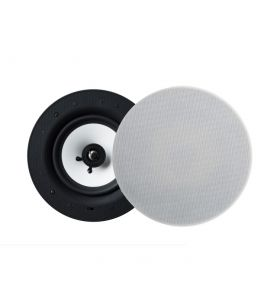 Lithe Audio Bluetooth Bathroom Ceiling Speaker (PAIR - Master/Slave)