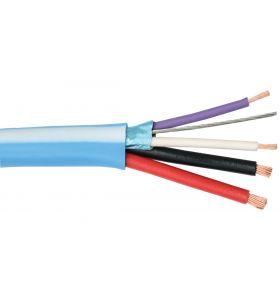 Liberty 'LUTRON-QSC' QUANTUM SYSTEM CONTROL FR-PVC BL/WH