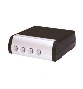 QED SS40 4-Way Parallel Speaker Switch